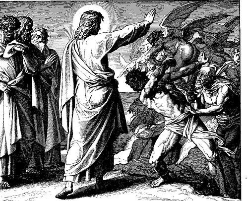 jesus exorcist