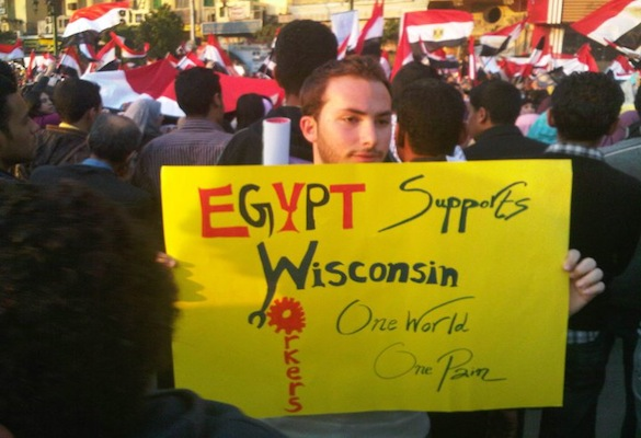 Egypt Solidarity Wisconsin
