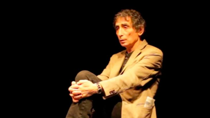 gabor mate answers a question