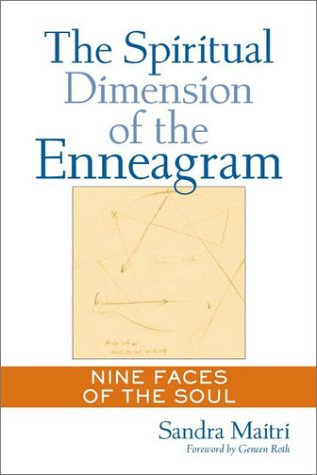 cover of the book The Spiritual Dimension of the Enneagram, by Sandra Maitri