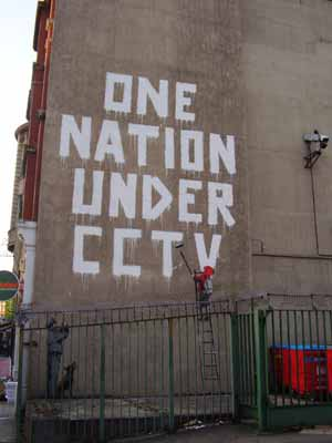 One Nation Under CCTV Newman Street 22nd April 2008-thumb-300x400