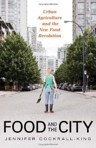 food and the city book cover