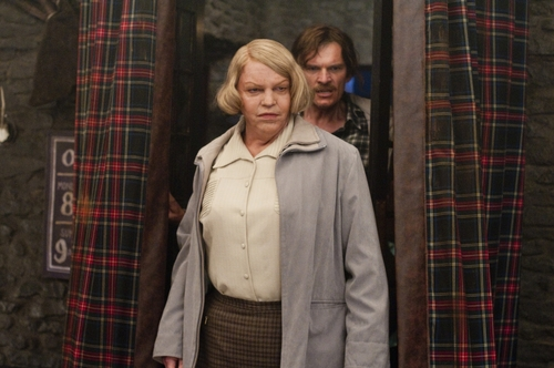 Hugo Weaving as Nurse Noakes