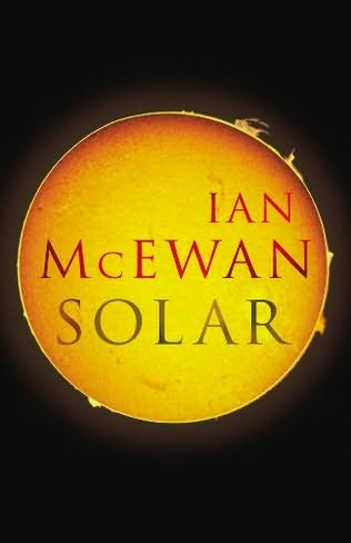 book cover of Solar, by Ian McEwan