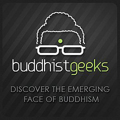 logo for Buddhist Geeks