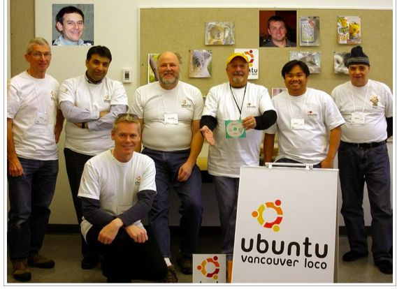Ubuntu Vancouver support saturday crew