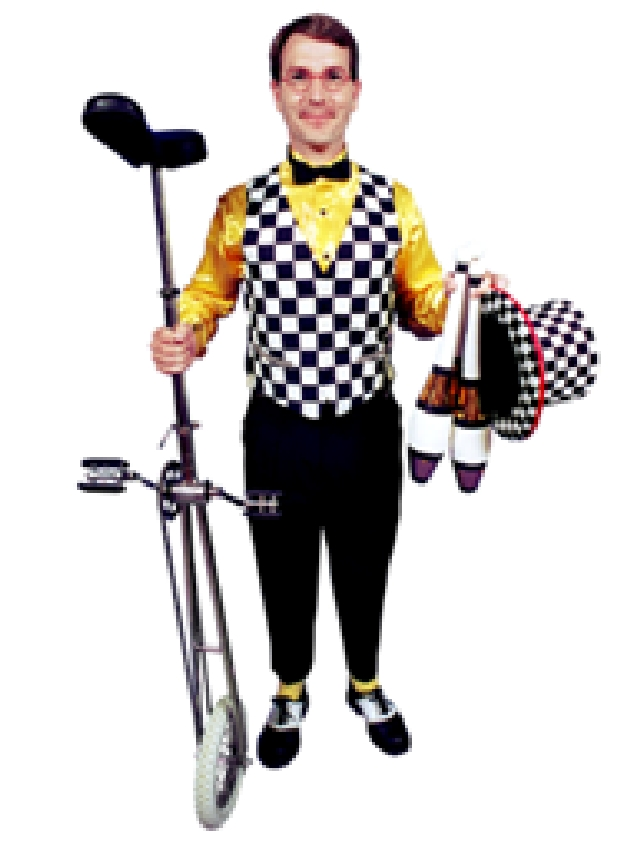 the Checkerboard Guy