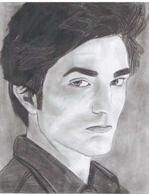 Edward Cullen - handsome!