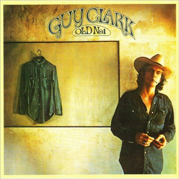 album cover of Guy Clark's Old No. 1