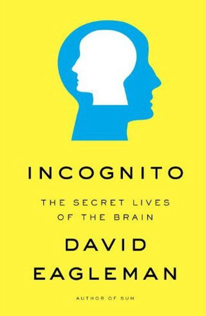 Incognito, by David Eagleman