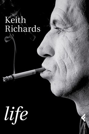 Keith Richards autobiography