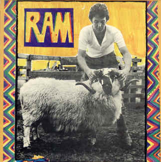 Paul McCartney's album Ram