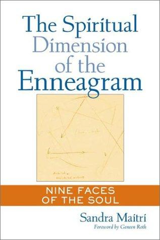 book cover of the Spiritual Dimension of the Enneagram, by Sandra Maitri