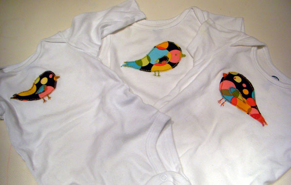 birds on t shirts