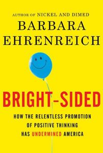 cover of B. Ehrenreich's book Brightsided