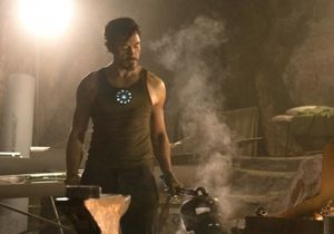 Tony Stark goes through moral development in Iron Man