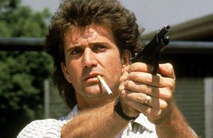 Martin Riggs, ace cop in Lethal Weapon