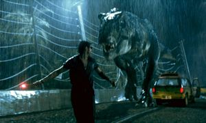 spiffy new cgi in Jurassic Park