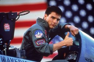 tom cruise, top gun, the spirit of the 80s