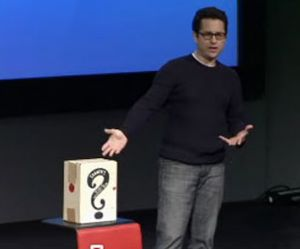 JJ Abrams' TED talk