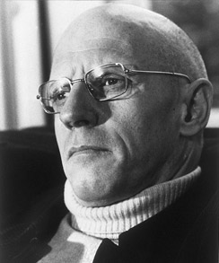 picture of Michel Foucault